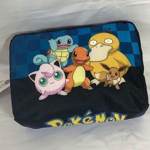 NWT limited edition Pokémon extra large